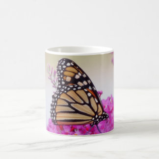 September Monarch Butterfly Coffee Mug