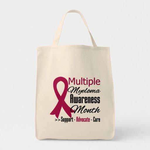 September - Multiple Myeloma Awareness Month Tote Bag