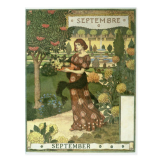 September Postcard