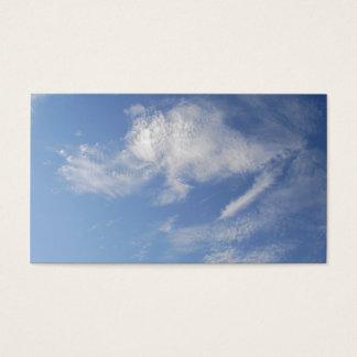 September Skies Business Card