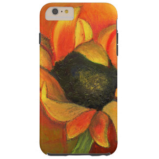 September Sunflower 2011 Tough iPhone 6 Plus Case