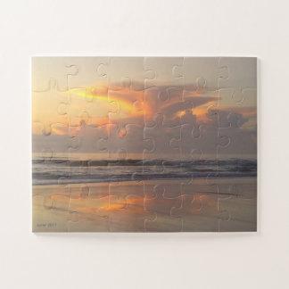 September Sunrise Jigsaw Puzzle