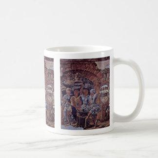 September-Triumph Of The Volcano Details Coffee Mug