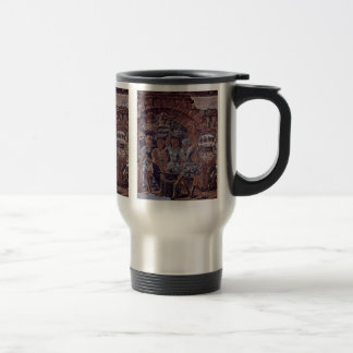 September-Triumph Of The Volcano Details Coffee Mugs