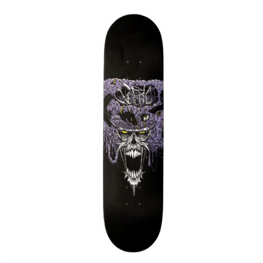 SEPTIC Metalbrain Skateboard