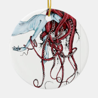 Septoid Christmas Ornament
