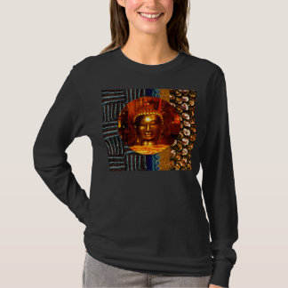 Sequin Dreams T-Shirt with Buddha