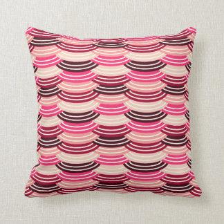 Sequin Pattern (earth) Cushion
