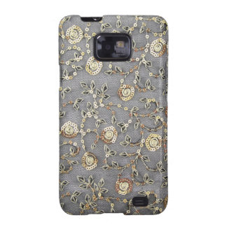 SEQUINE-EMBROIDERY GALAXY SII COVERS