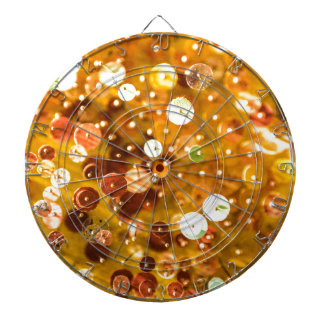 Sequins and Pins Dartboard