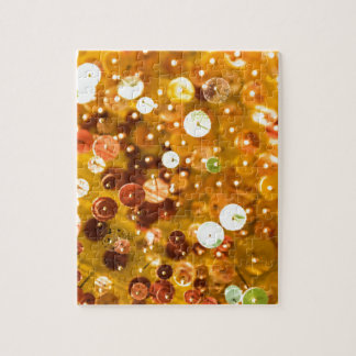 Sequins and Pins Jigsaw Puzzle