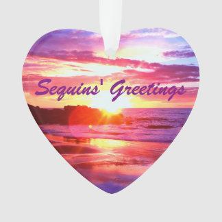 Sequins' Greetings