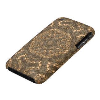 Sequins kaleidoscope effect purple iPhone 3 Case-Mate cases