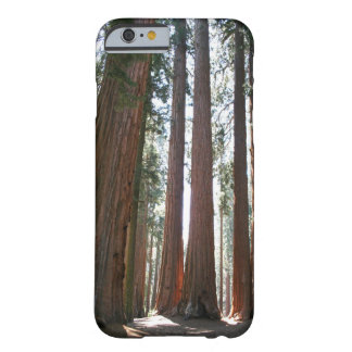 sequoia national park barely there iPhone 6 case