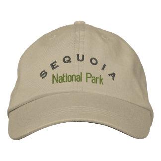 Sequoia National Park Baseball Cap