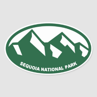 Sequoia National Park Stickers