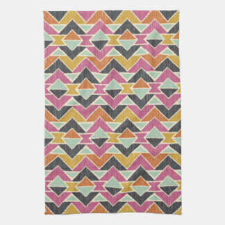 Sequoyah Arrows Ikat Tea Towel