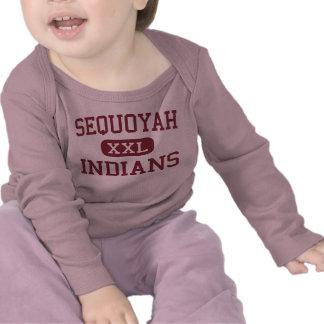 Sequoyah - Indians - High - Tahlequah Oklahoma Tees