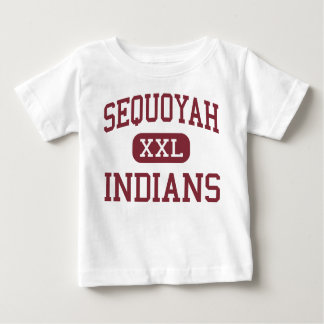 Sequoyah - Indians - High - Tahlequah Oklahoma T-shirts