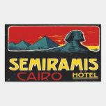 Seramis Hotel (Cairo Egypt)