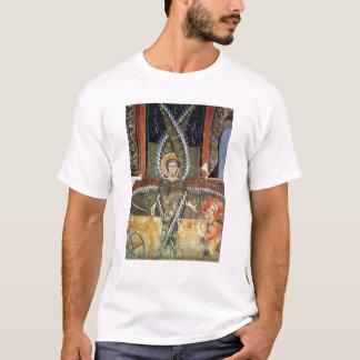 Seraphim purifying the lips of Isaiah T-Shirt