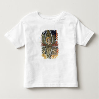 Seraphim purifying the lips of Isaiah Toddler T-Shirt
