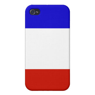 Serbia and Montenegro national flag  Cases For iPhone 4