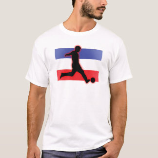 Serbia and Montenegro Striker 2 T-Shirt