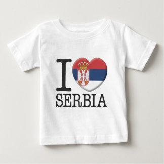 Serbia Baby T-Shirt