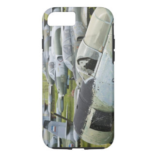 SERBIA, Belgrade. Yugoslav Aeronautical Museum iPhone 8/7 Case
