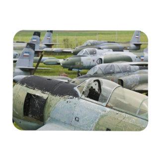 SERBIA, Belgrade. Yugoslav Aeronautical Museum Magnet