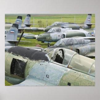 SERBIA, Belgrade. Yugoslav Aeronautical Museum Poster
