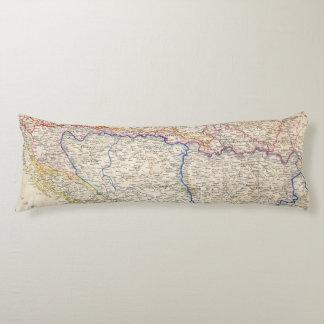 Serbia, Bosnia Body Cushion