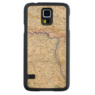 Serbia, Bosnia Carved Maple Galaxy S5 Case