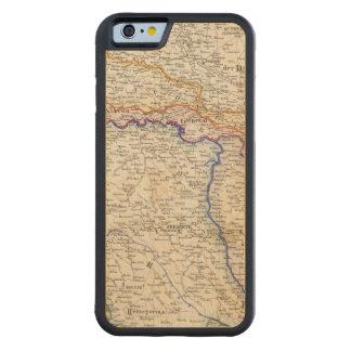 Serbia, Bosnia Carved Maple iPhone 6 Bumper Case