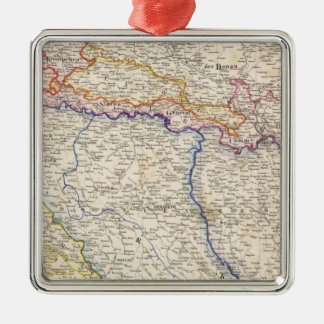 Serbia, Bosnia Christmas Ornament