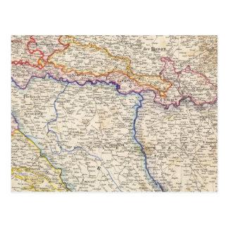 Serbia, Bosnia Postcard