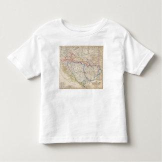 Serbia, Bosnia Toddler T-Shirt