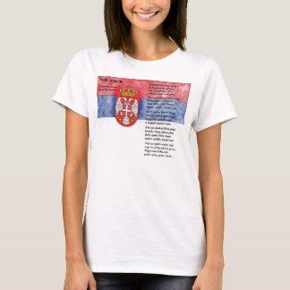 Serbia - Bože pravde T-Shirt