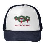 Serbia Christmas 2 Hat