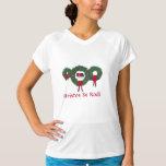Serbia Christmas 2 Tshirt