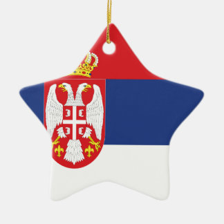 serbia christmas ornament