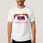 Serbia Christmas T-shirts