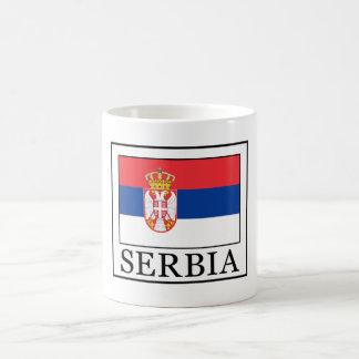 Serbia Coffee Mug