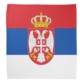 Serbia Flag Bandana