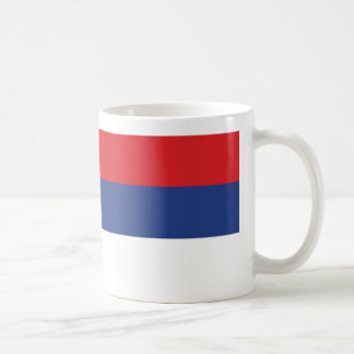 Serbia Flag Coffee Mug
