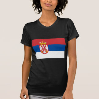 Serbia Flag Products T-Shirt