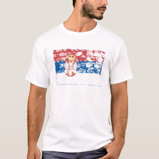 Serbia Flag World T-Shirt