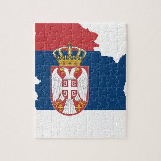 serbia jigsaw puzzle