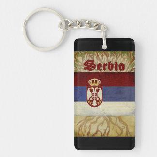 Serbia Key Chain Souvenir